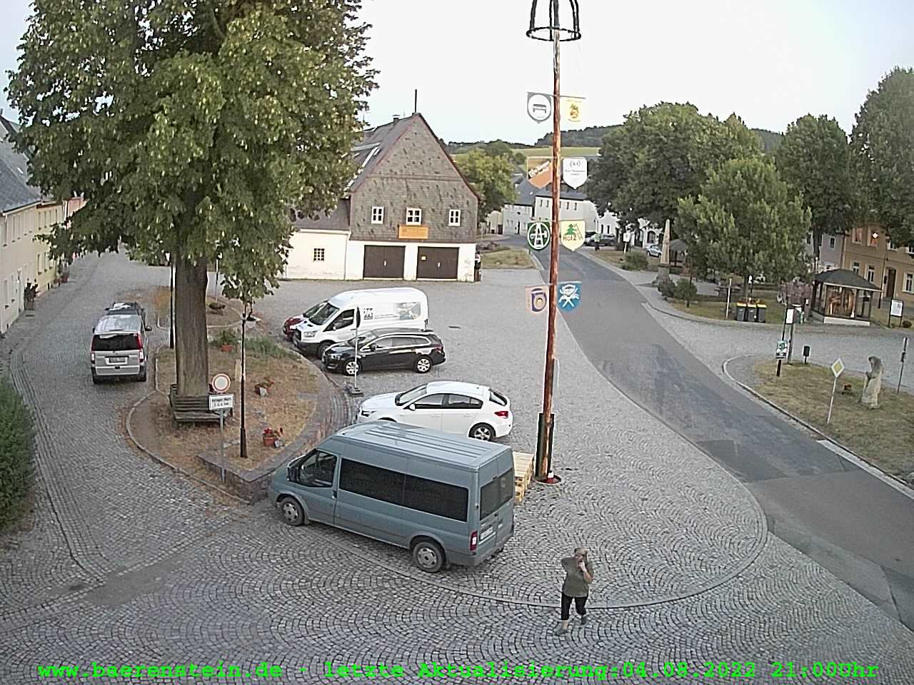 Webcam Markt Bärenstein